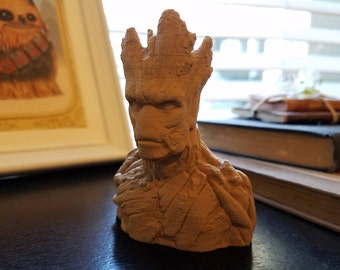 Guardians of the Galaxy, Groot Sculpture Many Colors