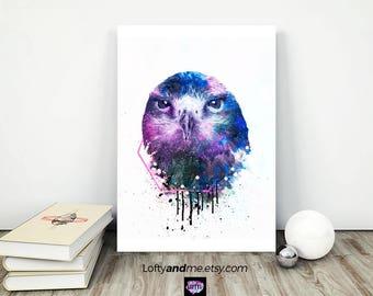 Eagle Print, eagle printable, Eagle Wall Art, eagle decor, eagle artwork, Eagle Art, eagle portrait, eagle download, eagle digital image