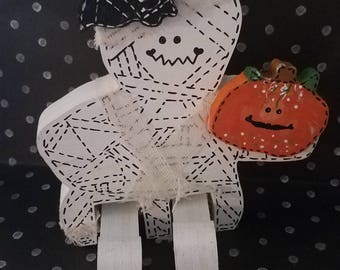 Cute Halloween Mummy