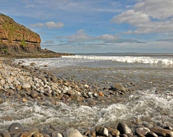 Amroth Pembrokeshire - Fine Art Landscape Photography