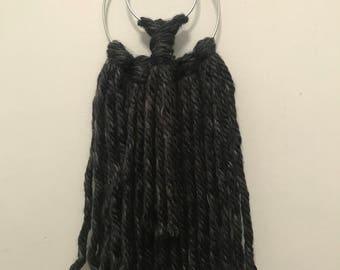 Boho Yarn Wall Hanging