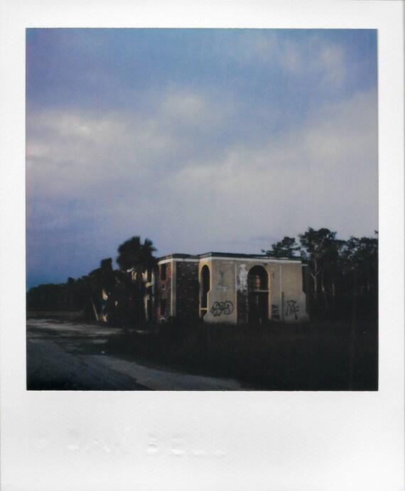 Abandoned Everglades