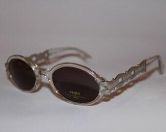 Fendi SL 7517 Col. 880 Vintage Sunglasses