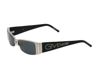 Givenchy rhinestone glasses
