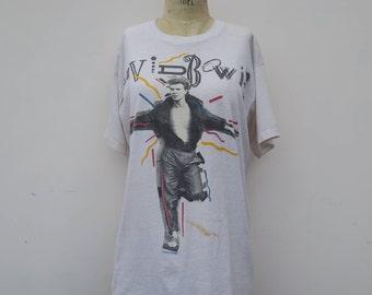 0771 - 80s - David Bowie - T shirt