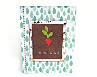 funny friendship card, friendship cards, funny encouragement card, encouragement cards, funny just because card, garden card, nature card