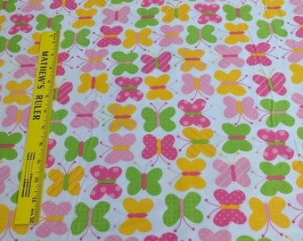Urban Zoologie-Sweet-Cotton Flannel Fabric Designed by Ann Kelle Robert Kaufman Fabrics