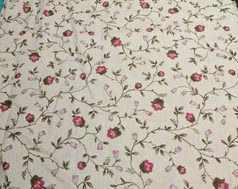 Flag Day Farm-Flowers Cotton Fabric by Polly Minick and Laurie Simpson for Moda Fabrics