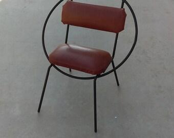 Mid Century Modern Childs Chair