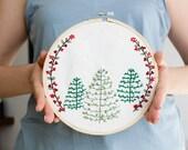 Christmas Embroidery Kit,...