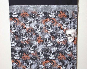 Trick or Treat Bag (Skull with 3D Skull)