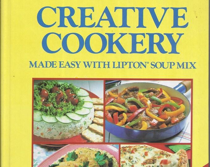 Lipton Creative Cookery (Lipton Soup) Cookbook 1987