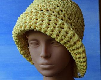 Crochet Summer hat, sun hat, floppy sun crochet hat, crochet bucket hat, women's gift ideas, gift for her