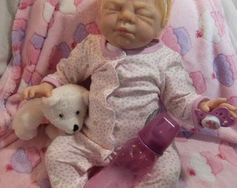 Reborn Baby Doll by CK