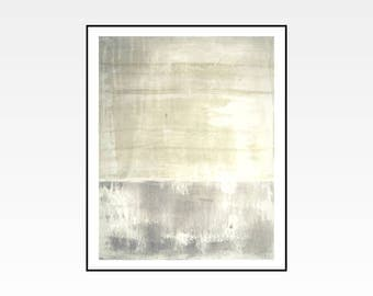 Neutral Printable Art Print Faded Green Gallery Wall Art Vintage Old Weathered Printable Abstract Minimalist 11x14 Instant Download