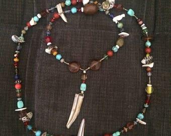 Ocean mermaid bracelet or necklace