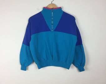 80s Track Suit Size Small, Women's Track Suit, 80s Sweatsuit, Track Suit S