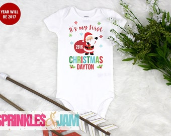 1st Christmas Baby, First Christmas Outfit, Baby Boy First Christmas, Baby Boy Clothes