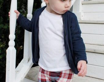 Maxaloones | Grow With Me Pants | Baby Leggings | Plaid Baby Leggings | Plaid Baby Pants