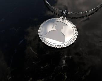RN graduate necklace - 2018 graduation necklace - nursing graduation necklace - 2018 necklace for graduate