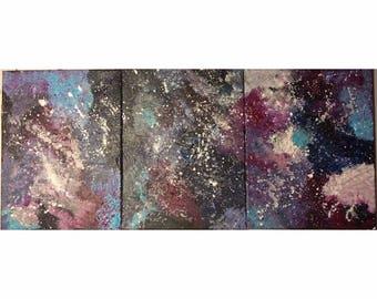 Custom Space Paintings