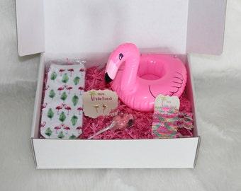 Special Edition Flamingo Gift Set Box