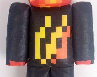 L For Lee Minecraft Iballisticsquid | Etsy