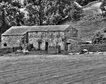 A Barn in the Dales