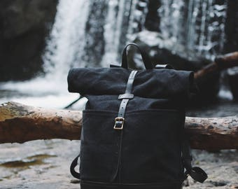 Backpack - Canvas 24oz