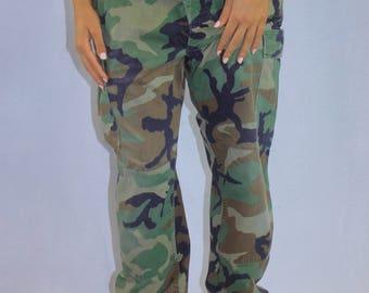 AUTHENTIC VINTAGE CAMO pants