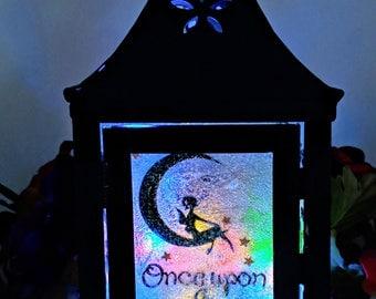 Fairy Sayings LED Lantern