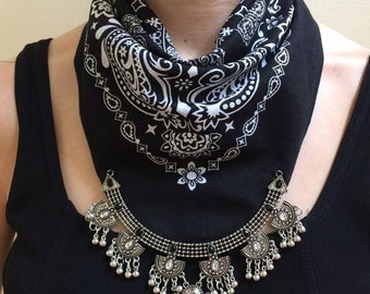 Bandana Necklace