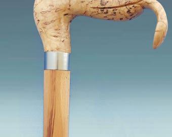 Walking cane, wood cane, cane, carved walking stick, canes and walking, wood walking stick, handmade wooden walking sticks, walking stick