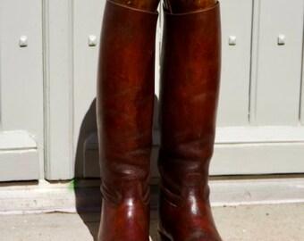Rechercher les meilleurs bottes cuir vintage fabricants et