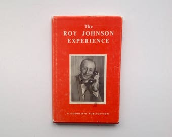 The Roy Johnson Experience - 1970 - Vintage Magic Book - Full Routines