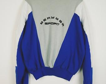 Vintage Sports Sweater