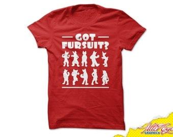 Got Fursuit? T-Shirt
