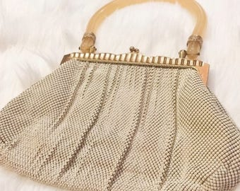 Vintage Mesh Whiting & Davis Bags Collection