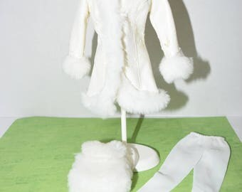 Barbie's Fashion Ave Winter Coat