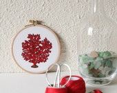 Broderie [Corail] - 1