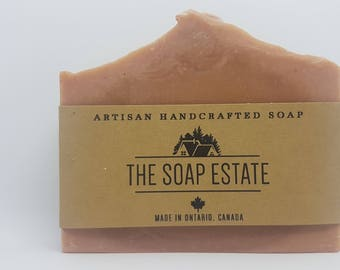 Argan Oil and Pink Clay Soap