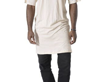 Perfect Long Tee - Beige