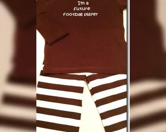 Boy's pants suit