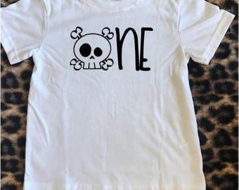 Skull Age Kids Tee