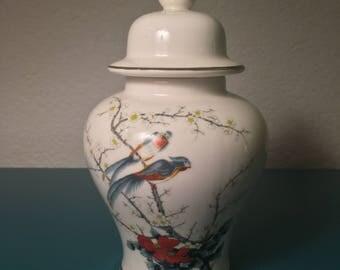 Jay Fine China ginger jar