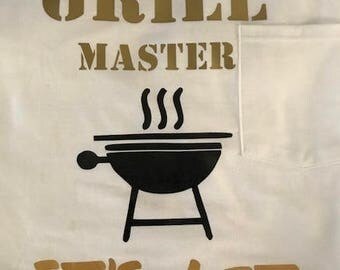Grill Master T Shirt