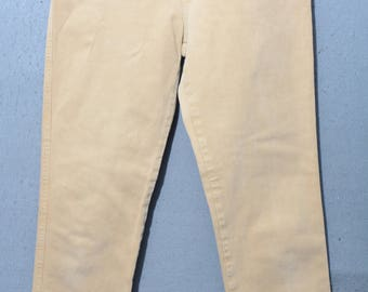 MOSCHINO-90s vintage trousers jeans TG 28 (E30)