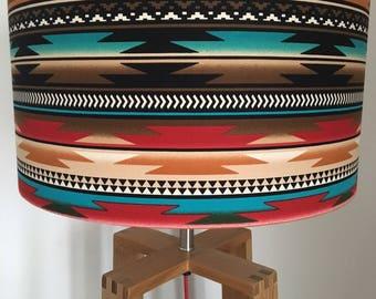 Aztec Native American Lampshade