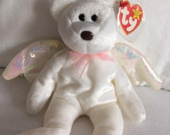 One of a Kind - Original Canadian HALO TY Beanie Baby
