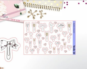 0402 - Planner Girl - Paperclips